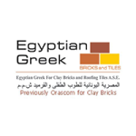 Egyptian Greek for clay bricks and roofing tiles